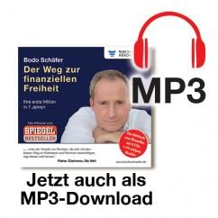 Der Weg zur finanziellen Freiheit – MP3