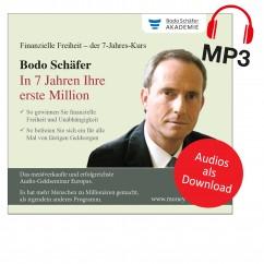 In 7 Jahren Ihre erste Million – MP3