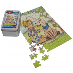 Puzzle mit 96 Teilen