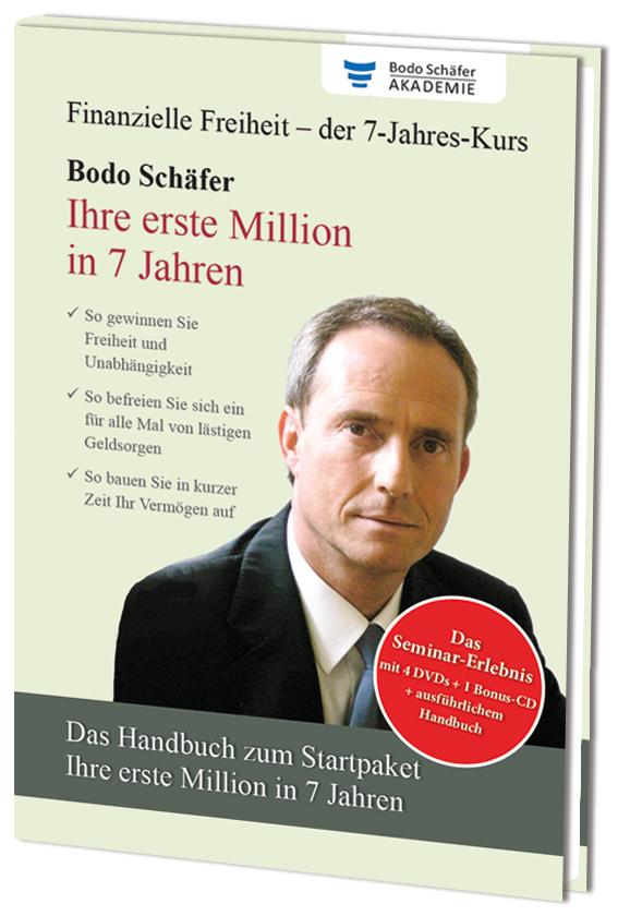 Handbuch: In 7 Jahren Ihre erste Million